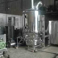 Automatic Stainless Steel Fluid Bed Dryer, 8 To 420 Kg