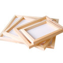 INDIAN Screen Printing Frames, Saag
