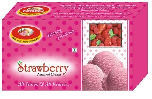 Cream Brick Box 700 ml