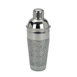 Etched Design Cocktail Shaker - NJO 1826