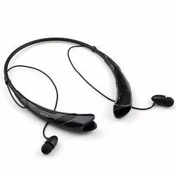 Black Handsfree Headphone