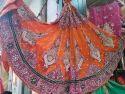 Orange Colour Lehenga