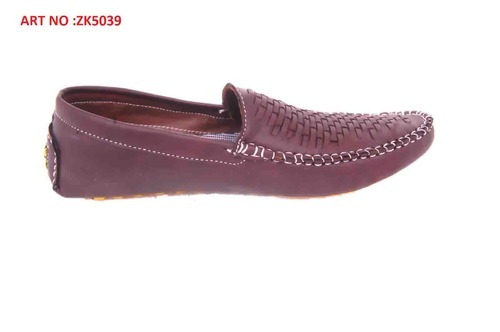 100% authentic new collection new products Brown Colour Loafers at Rs 225 /piece   Canvas Casual Shoes   ID ...