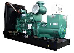 15 KVA HV Diesel Generator Set on Rent