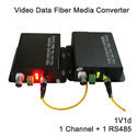 2 CH. Digital Video Optical Convertor