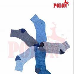 Fancy Sport Mens Socks, Size: Free
