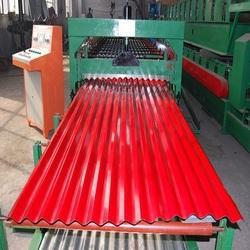 Galvalume Roofing Sheet Making Machine