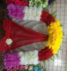 Ganpati Mandap Decoration for home
