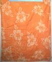 Poly Spun Floral Printed Pareo
