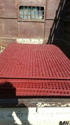 Heavy Duty Press Lock Gratings