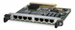 Cisco Shared Port Adapters SPA Interface Processors
