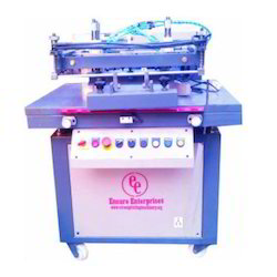 Pneumatic Auto Flat Screen Printing Machine