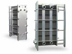 Steel Plate Heat Exchangers, For Industrial, 10-20 m3/hr