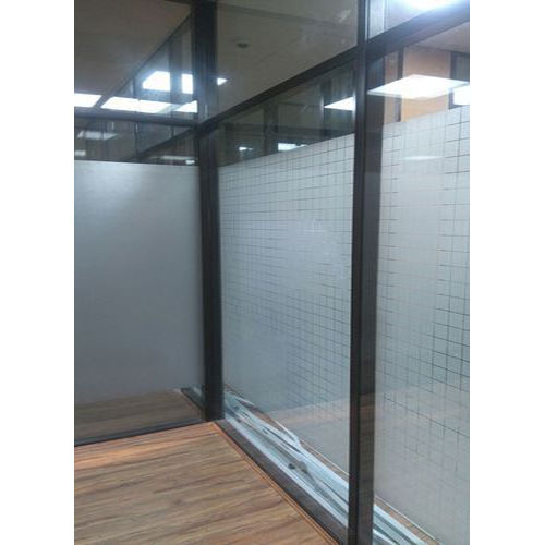 Double glass door partition at rs 290 square feet door partition double glass door partition planetlyrics Image collections