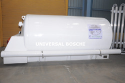 Liquid Oxygen Transport Tank