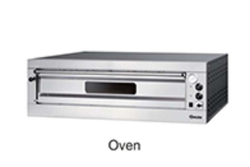 Black Single Door Microwave Oven, Small, 230 V