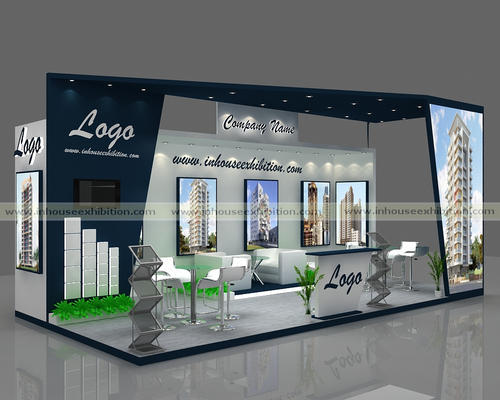 Exhibition Stall Design And Fabrication In : Service provider of exhibition stalls designing fabrication d