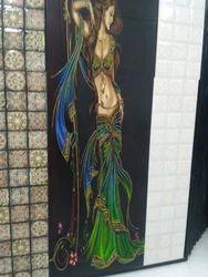 Women Print Tiles