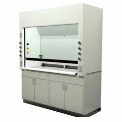 White Laboratory Fume Hood
