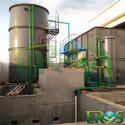 Food Processing Effluent Treatment Plant