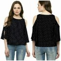 Poly Crepe Tops