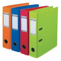 Hard Binding Clip Box Paper File, For Office