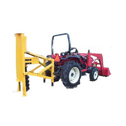 Vertical Post Hole Digger