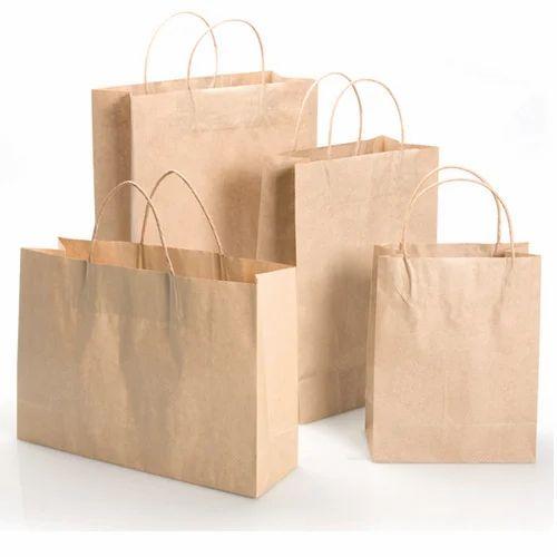Бумажные пакеты защищают окружающую среду