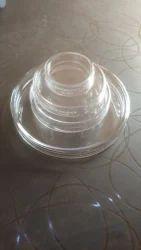 Borosilicate Glass Petri Dish 4