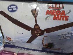 Brown Metal Mega Mite Celling Fan