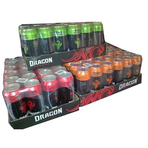 Energy Drink - Dragon Red Energy Drink Wholesale Trader from