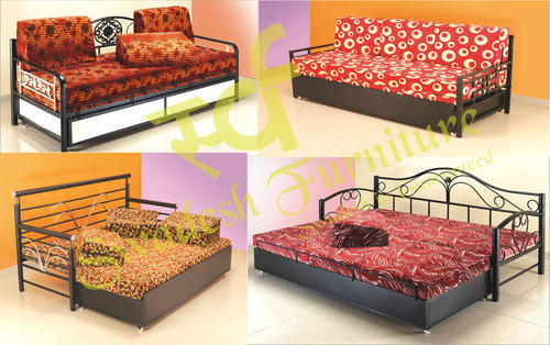 Metal Sofa Cum Bed at Rs 12000 pieces Metal Sofa Cum Bed ID