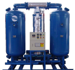 Compressed Air Dryers, For Industrial, Automation Grade: Semi-Automatic