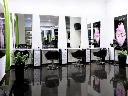 Beauty Parlor Interior Design in Kandivali West, Mumbai  ID: 12263517888