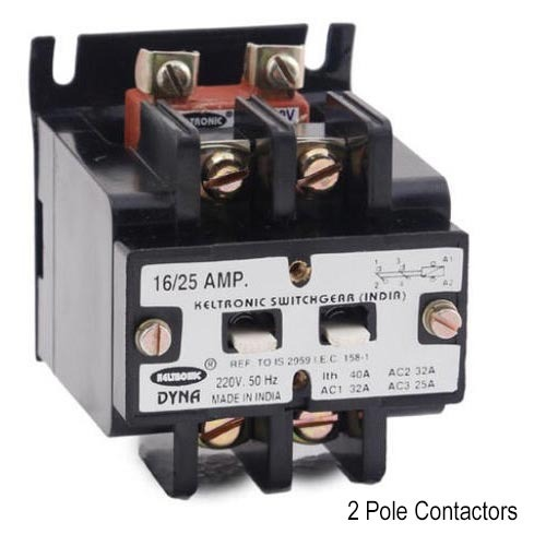 Manufacturer Of Ac Contactors  U0026 Overload Relay By Keltronic Control Devices  Faridabad