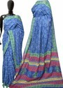 Cotton Sarees With Blouse Piece