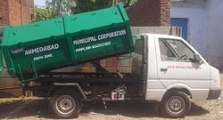 Tipper Auto Remover On Ashok Leyland Dost BS6