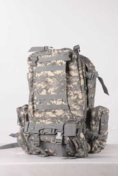 Camouflage Backpack - Camouflage