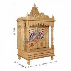 Sevan Wood Indian Spiritual Temple