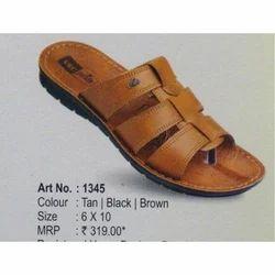 Leather Sliper