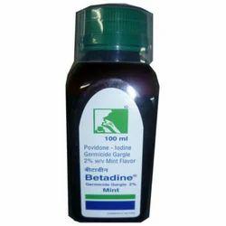 Betadine Gargle Medicine