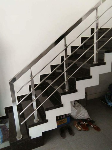 Stainless Steel Railings Ss Railings Manufacturer From Ahmedabad