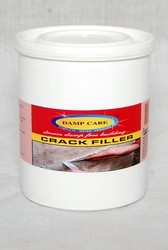 Damp Care Crack Filler