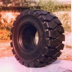 Solid Rubber Resilient Tyres