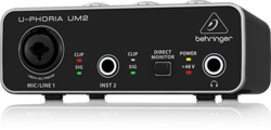 U-PHORIA UM2-Audio Interface