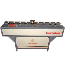Automatic Flame Treatment Machine