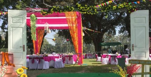 Service provider of lawn decor management service wedding event product image junglespirit Gallery