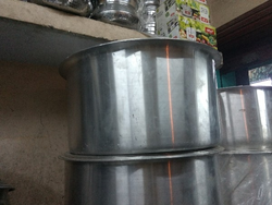 Aluminum Biriyani Saucepan