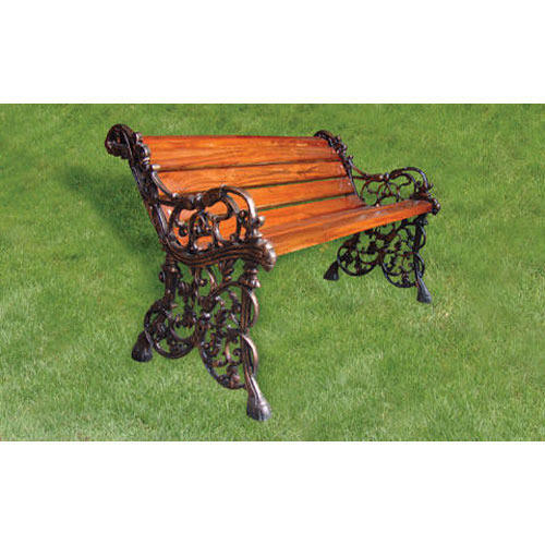 Designer Garden Bench Garden Bench MAS Metal Craft Automation