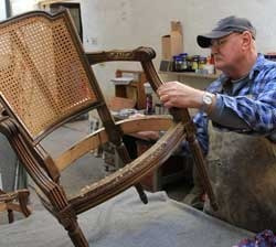 Attrayant Wooden Chair Repair Services